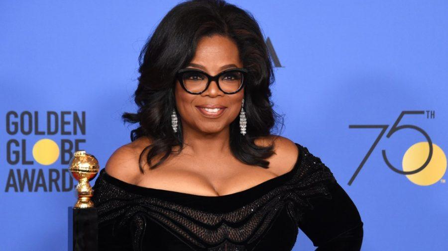 Oprah Going Golden!