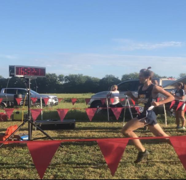 Wheeler Cross Country and the Speedy Alex Dyck