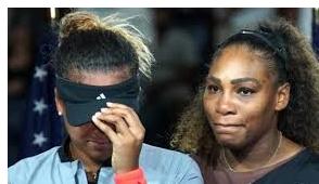 Serena Williams Outburst