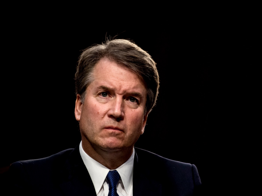 Is Kavanaugh Destined for Doom?