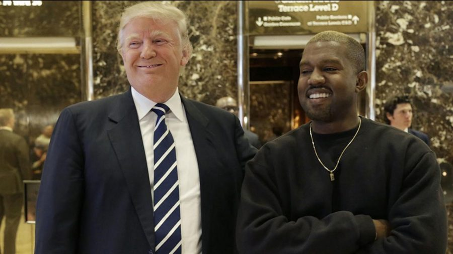 Kanye and Trump VS Everyone