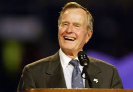 George H.W. Bush Life and Presidency