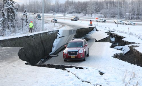 Alaska: Earthquakes and Climate