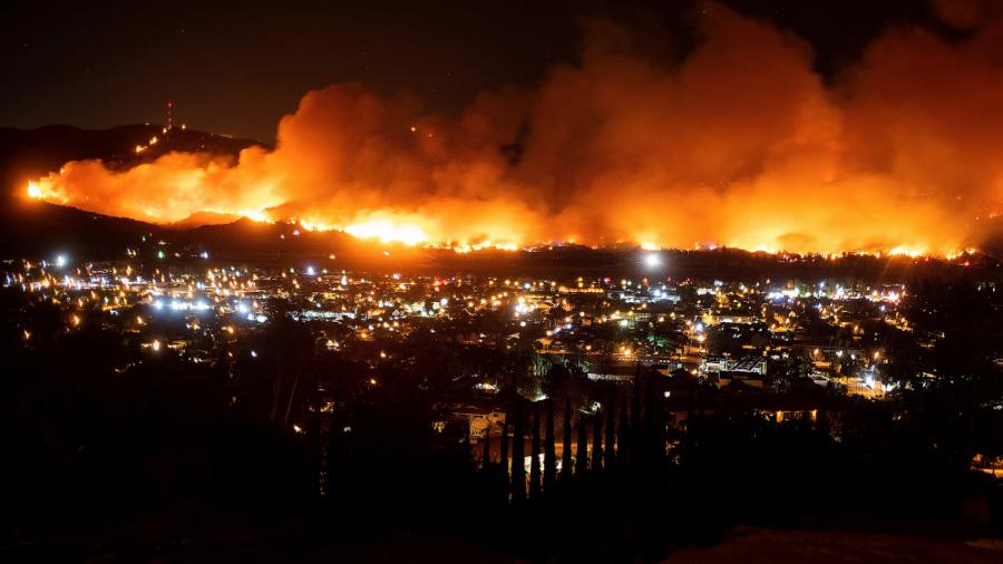 California%27s+Wildfires