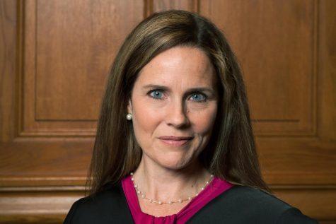 Barrett as Supreme Court Justice