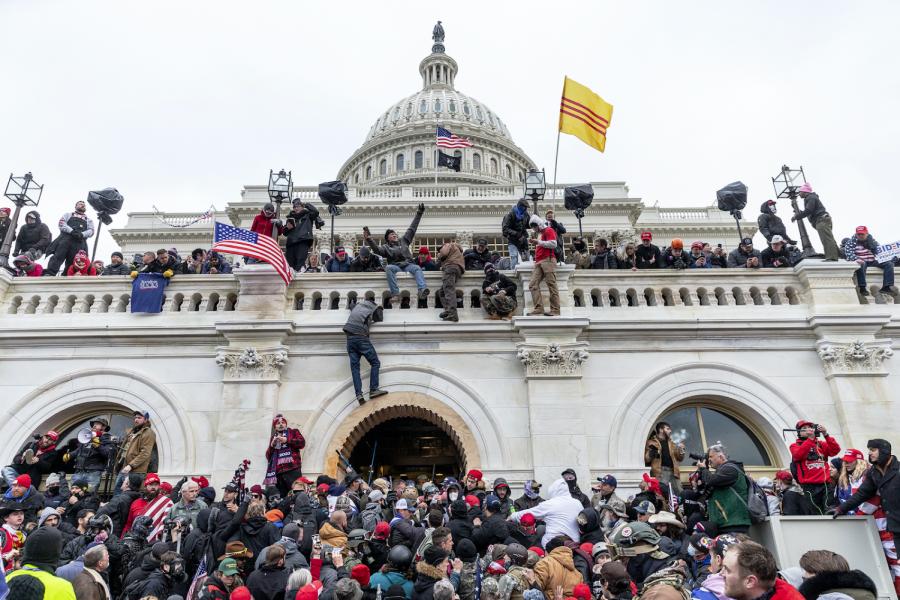 Capital Riots