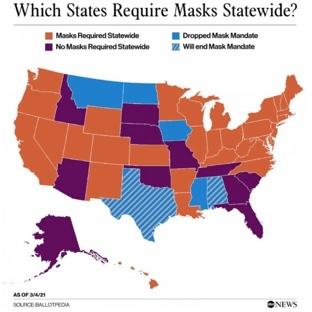 New Mask Mandates