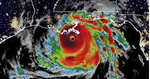 Hurricane Ida: Following in Katrina's Path