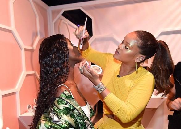 Rihannas 50 Shade Ticket to the Billionaires Club
