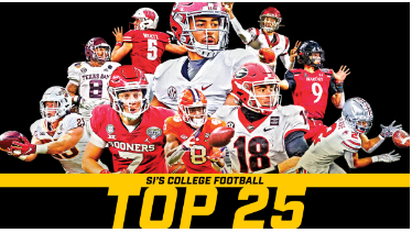 A visual collection of preseason rankings in different conferences (action shots)