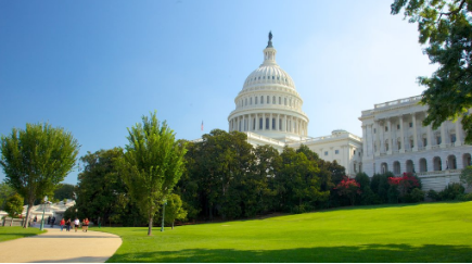 Capitol Hill in Washington D.C.
